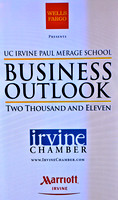 Irvine Chamber's Business Outlook 2011