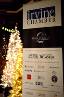 Irvine Chamber Ugly Sweater Holiday Party 2014 Center Club